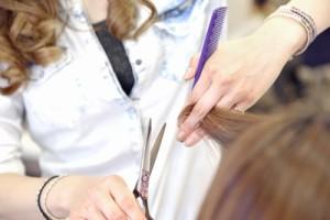 美容師の腕